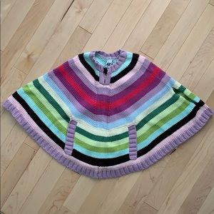 🎉HP🎉 Gap knit poncho